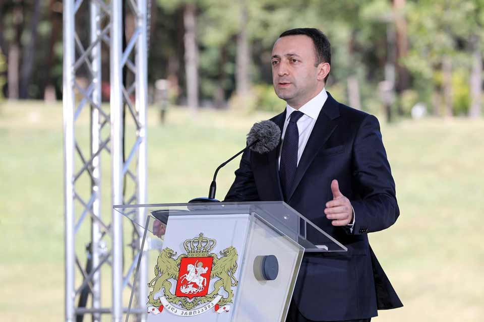 Georgian PM appoints two new Vice Prime Ministers