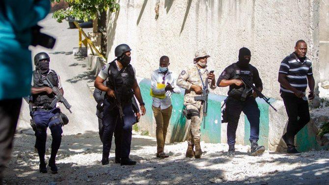 """""""ბიბისი"""" -ჰაიტის პრეზიდენტის მკვლელობაში ეჭვმიტანილ პირებს შორის აშშ-ის მოქალაქეც არის"""