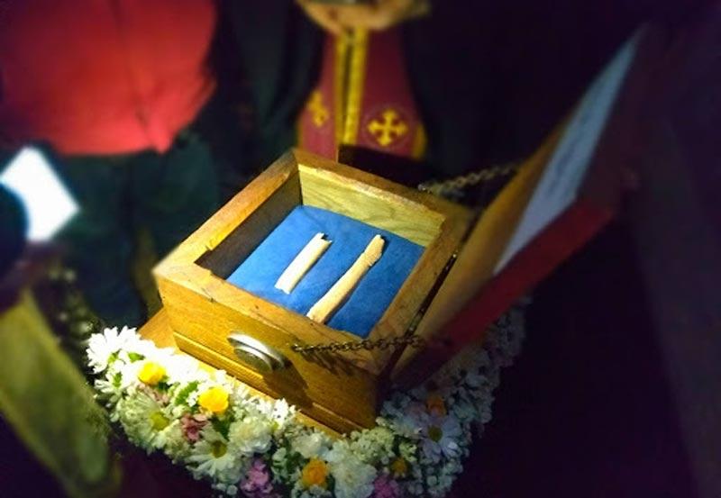 საქართველოს ინდოეთის საგარეო საქმეთა მინისტრი ეწვევა და ქეთევან დედოფლის წმინდა ნაწილს ჩამოაბრძანებს