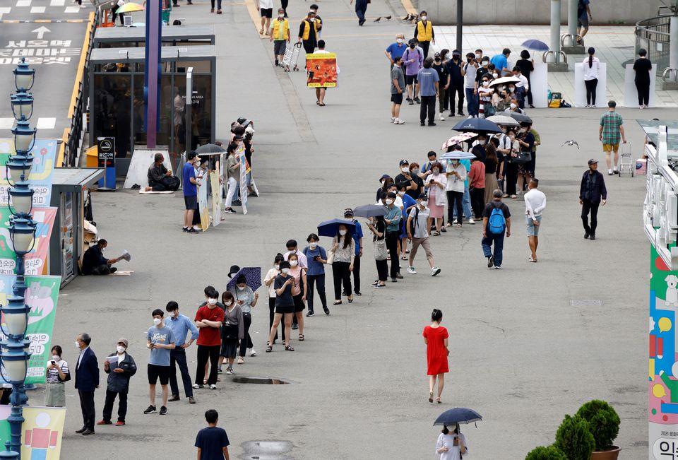 სამხრეთ კორეის ხელისუფლებამ სეულში კოვიდშეზღუდვები გაამკაცრა