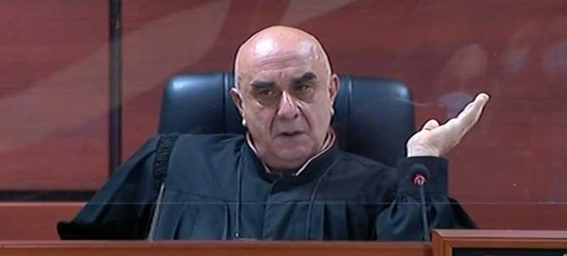 Судья Роман Хорава - Темнота, дикость и позор - такова оценка действий, происходивших 5 июля