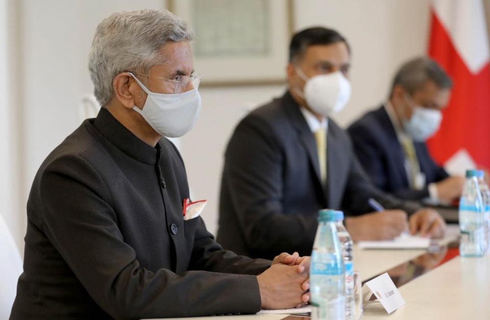 ინდოეთის საგარეო საქმეთა მინისტრი - დიდი ინდური ინვესტიციები ხორციელდება საქართველოში ჰიდროელექტროენერგიის, მადნეულის სფეროსა და სოფლის მეურნეობაში