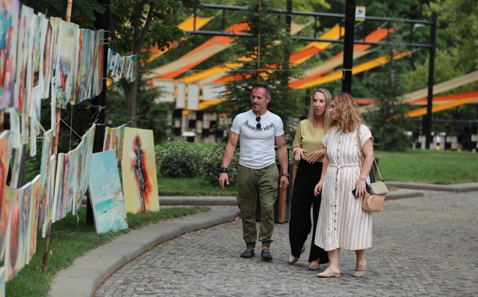 Национальная администрация туризма Грузии пригласила репортера Business Traveller