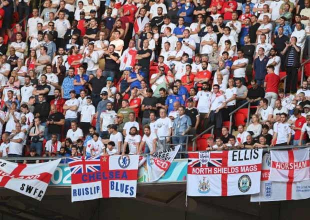 ევრო 2020 | უეფა-მ ინგლისის ფეხბურთის ასოციაციას ჯარიმის გადახდა დააკისრა #1TVSPORT