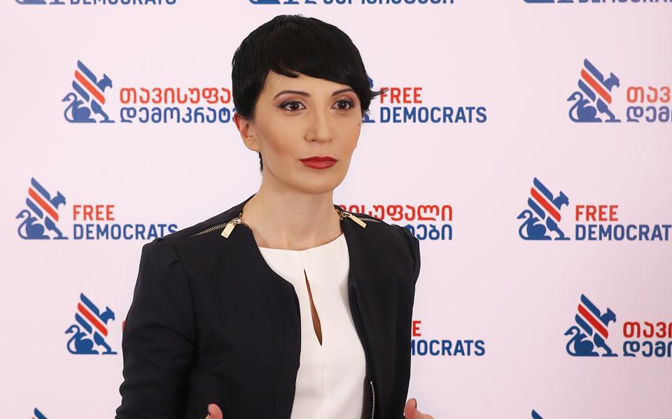 «Свободные демократы» требуют отставки правительства Грузии во главе с премьер-министром Гарибашвили и назначения новых выборов