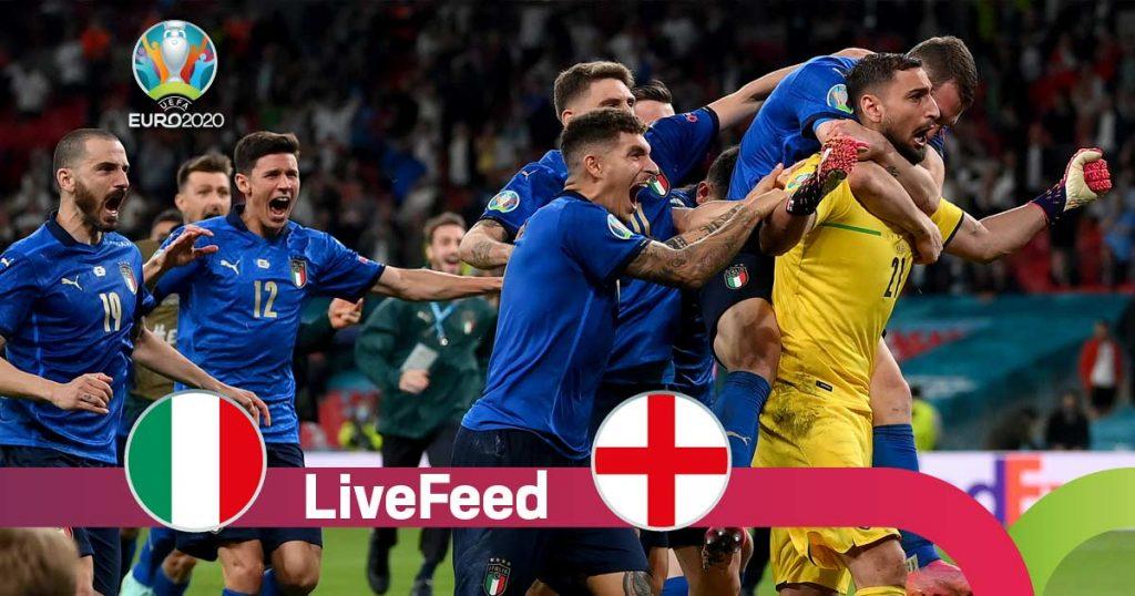 ევრო 2020 | 53 წლის შემდეგ - იტალია ევროპის ჩემპიონია  [ვიდეო] #1TVSPORT
