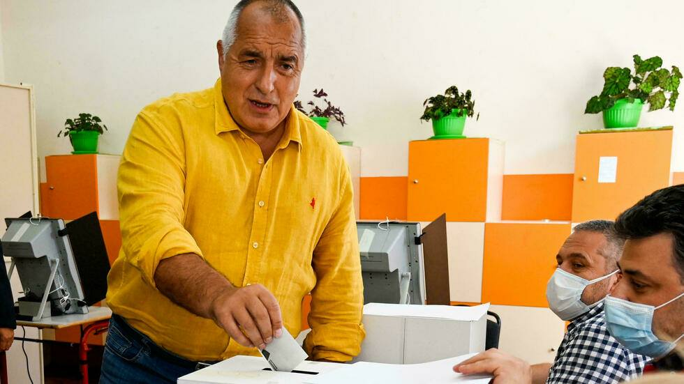 ბულგარეთის საპარლამენტო არჩევნებში ყოფილი პრემიერის, ბოიკო ბორისოვის პარტია ლიდერობს