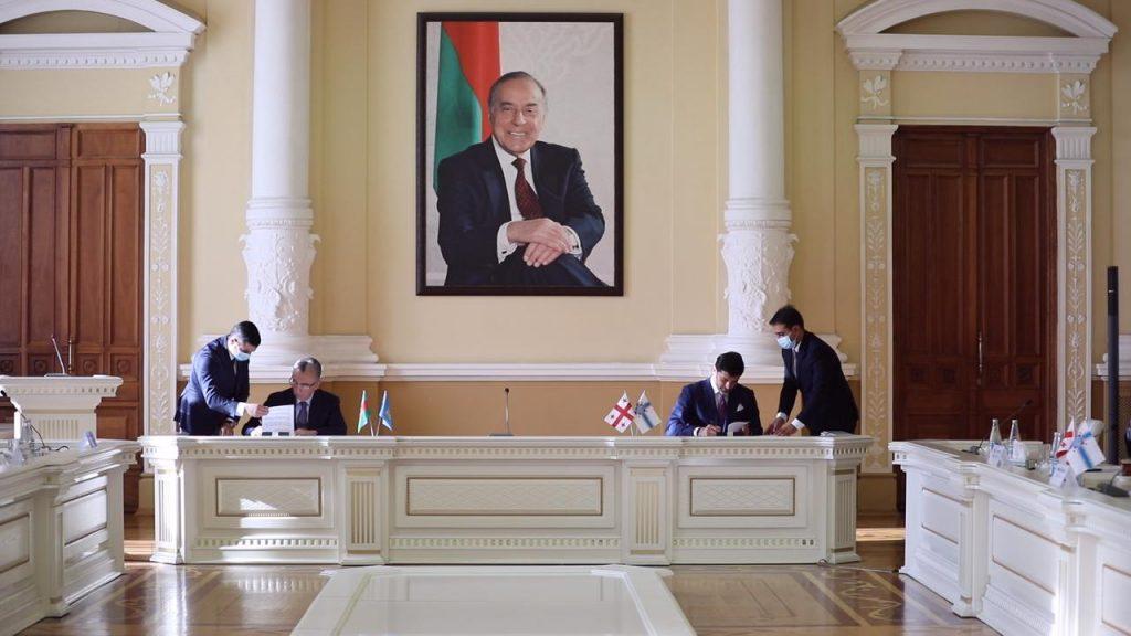 Կախա Կալաձե. Հուսով եմ, որ հուշագիրը մեծ ներդրում կունենա Վրաստանի ու Ադրբեջանի միջև դարավոր հարաբերությունների խորացման գործում