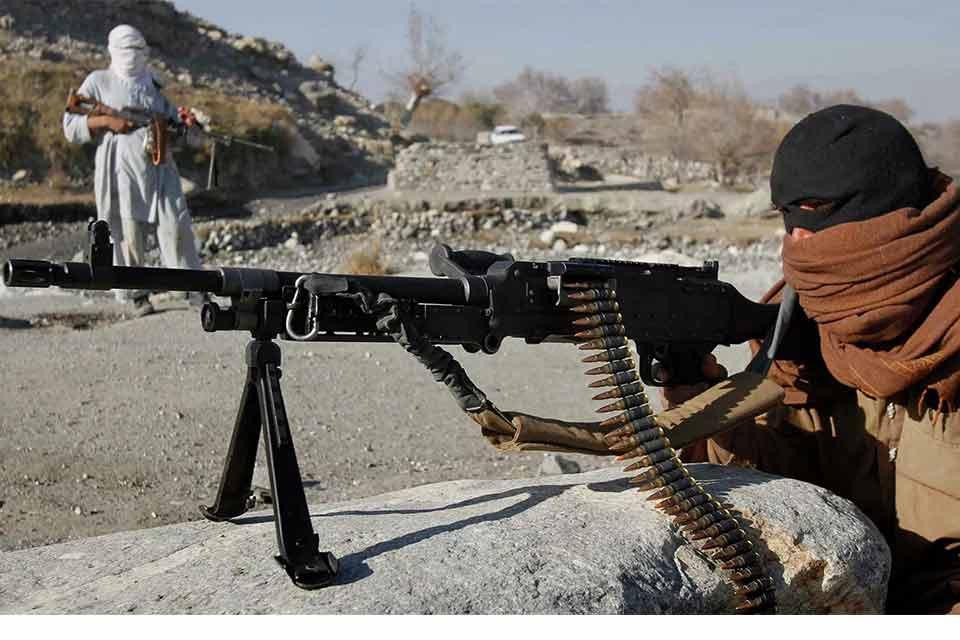 მსოფლიოს ამბები - თალიბანის აღზევება ავღანეთში