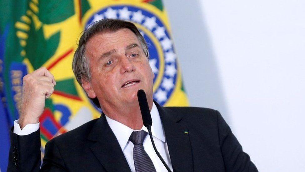 მედიის ინფორმაციით, სლოკინის გამო ბრაზილიის პრეზიდენტი საავადმყოფოში გადაიყვანეს