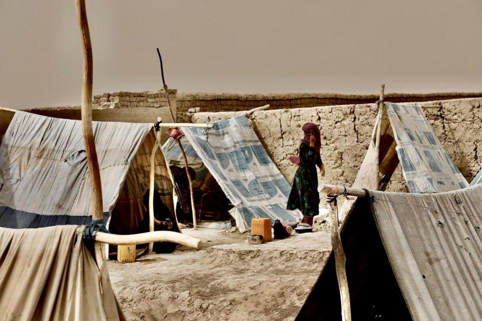 გაერო ავღანეთში მოსალოდნელი ჰუმინიტარული კატასტროფის შესახებ იტყობინება