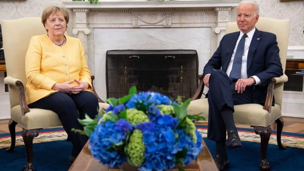ჯო ბაიდენი - აშშ და გერმანია ერთად აღუდგებიან რუსეთის აგრესიას