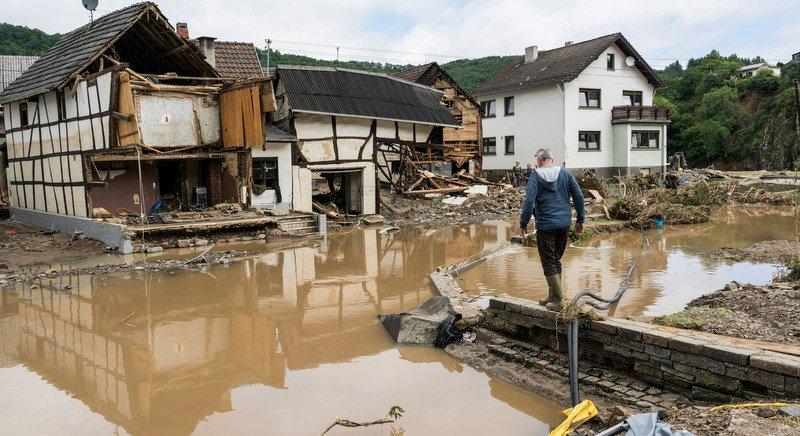 გერმანიაში წყალდიდობის შედეგად დაღუპულთა რიცხვი გაიზარდა, ასობით ადამიანი დაკარგულად მიიჩნევა