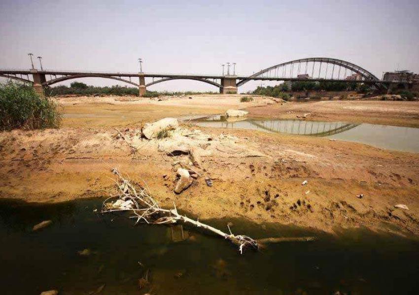 ირანში წყლის მწვავე დეფიციტის გამო საპროტესტო აქციები გაიმართა