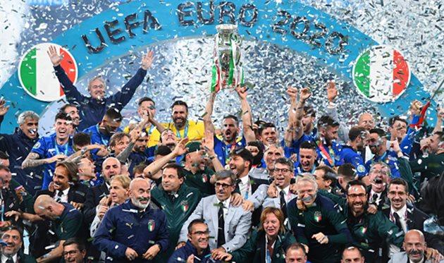 იტალიას ევრო 2028-ის ან მსოფლოს 2030 წლის ჩემპიონატის მასპინძლობა სურს #1TVSPORT
