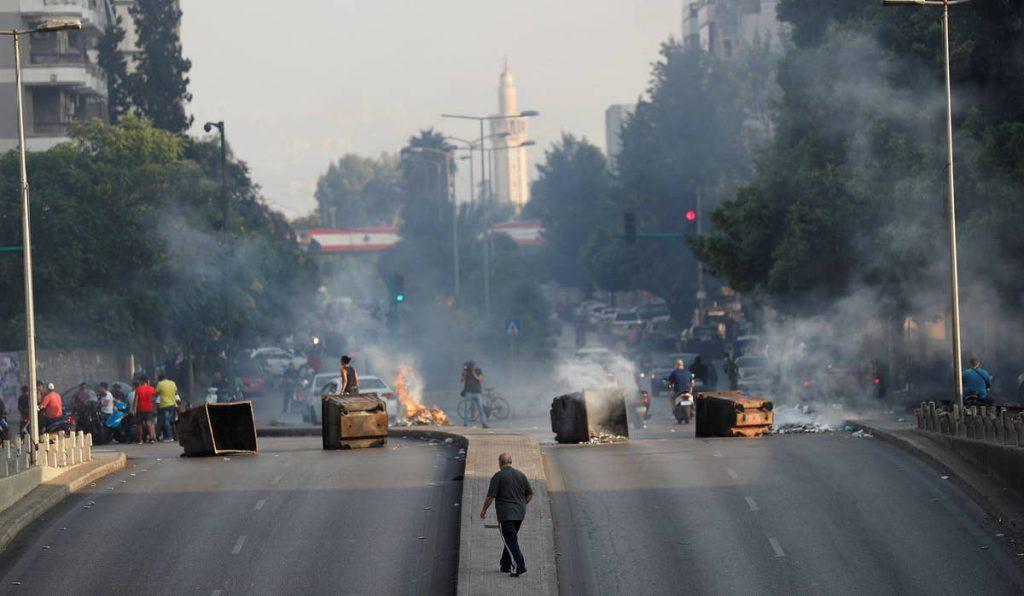 აშშ და საფრანგეთი ლიბანელ პოლიტიკოსებს მინისტრთა კაბინეტის სწრაფად ფორმირებისკენ მოუწოდებენ