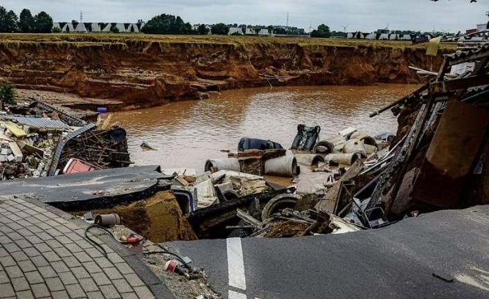 ევროპაში წყალდიდობის შედეგად დაღუპულთა რაოდენობამ 150-ს გადააჭარბა