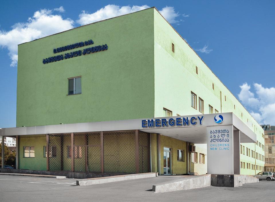 Клиника Цицишвили - Состояние здоровья двух  младенцев с коронавирусом остается критически тяжелым