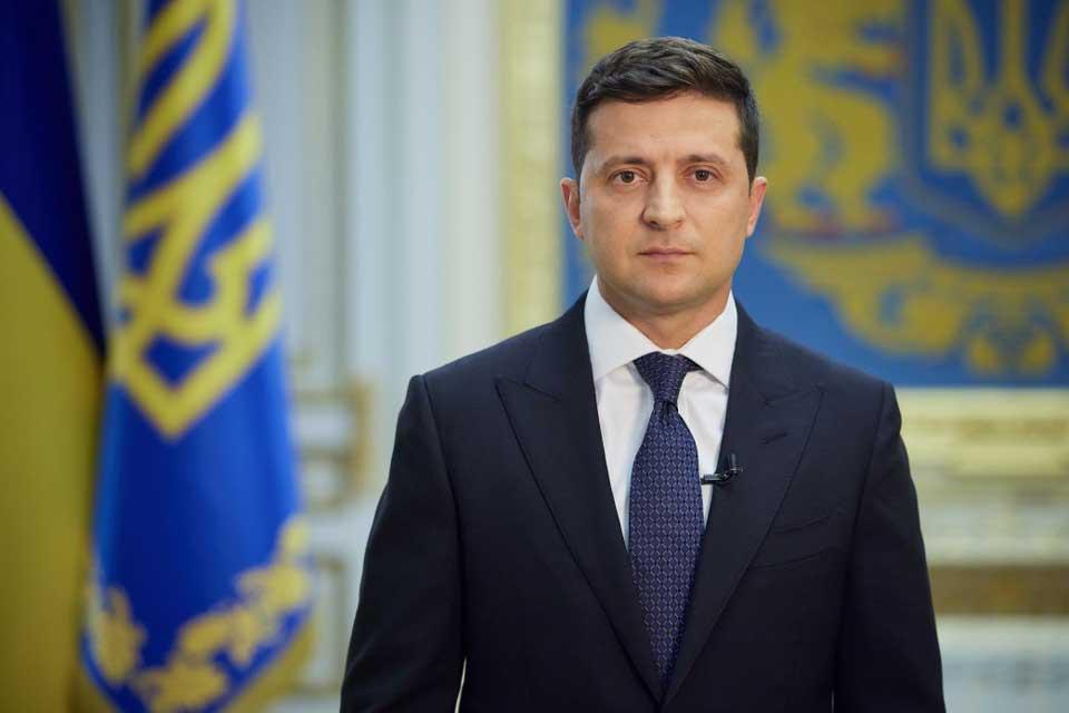 Ukraine's President thanks Georgia for releasing two Ukrainian sailors