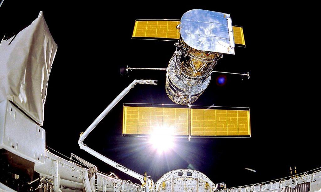 NASA-მ ჰაბლი ჩართო — მსოფლიოს უმძლავრეს კოსმოსურ ტელესკოპზე ხარვეზი აღმოფხვრილია #1tvმეცნიერება