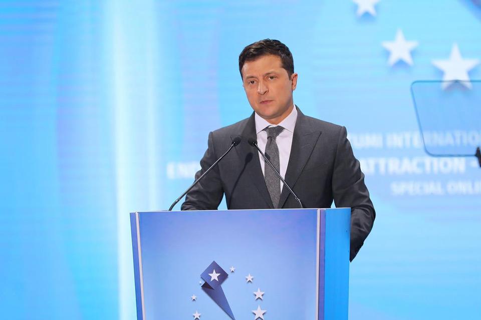 ვლადიმირ ზელენსკი - უკრაინა, საქართველო და მოლდოვა ვიპოვით ჩვენს ადგილს ევროკავშირის სისტემაში