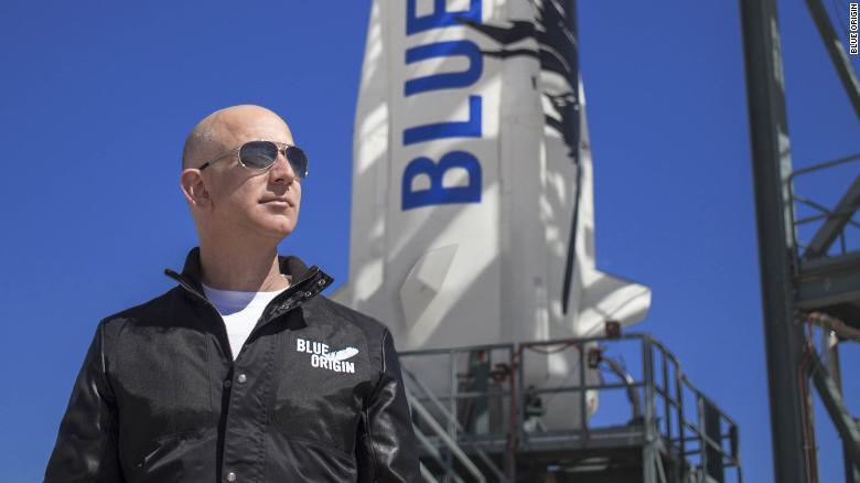 დღეს ჯეფ ბეზოსი კოსმოსში გაფრინდება — #1tvმეცნიერება