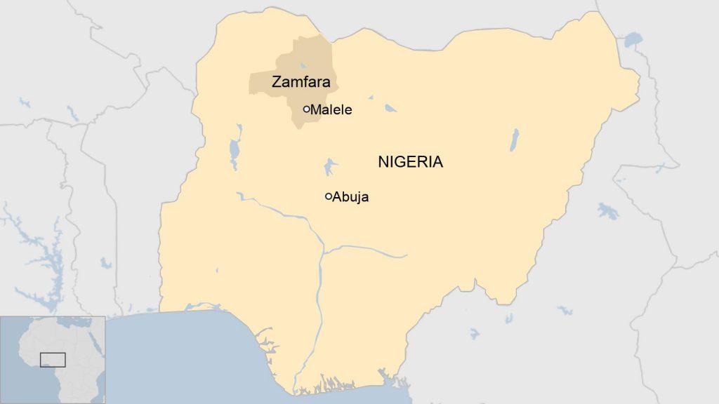 ნიგერიის ხელისუფლებამ შეიარაღებული პირების მიერ გატაცებული ქალები და ბავშვები გაათავისუფლა