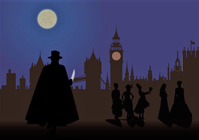 რადიო ექსპრესი - ახლა უკვე .. XIX საუკუნის ლონდონის კრიმინალური სამყარო და არა მარტო...