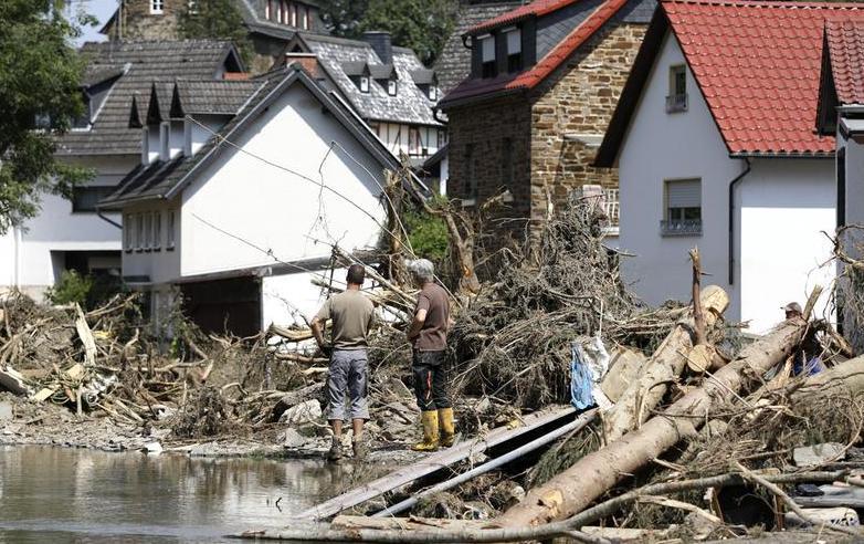 გერმანიაში წყალდიდობის შედეგად მიყენებულმა ზარალმა შესაძლოა, ხუთი მილიარდი ევრო შეადგინოს