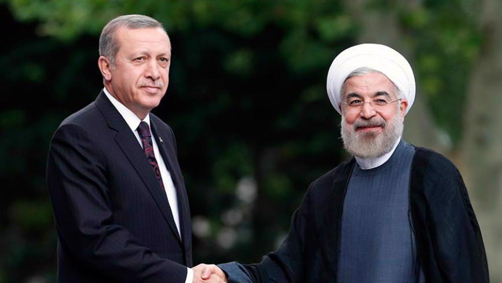 ჰასან რუჰანი - ირანი და თურქეთი რეგიონულ და გლობალურ საკითხებზე თანამშრომლობენ