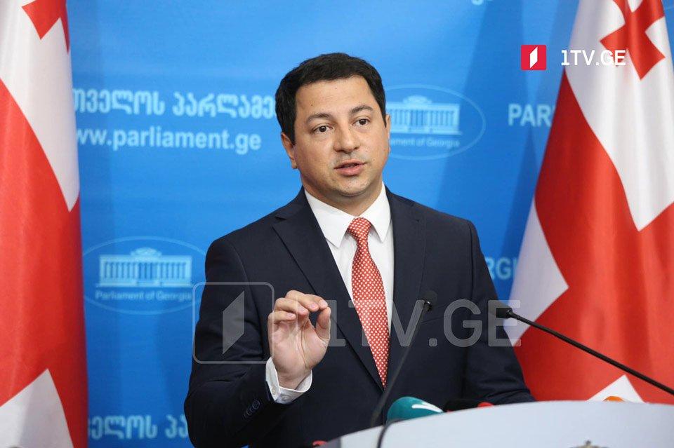 Арчил Талаквадзе - Правящая команда обеспечит избрание самого достойного кандидата на должность председателя ЦИК