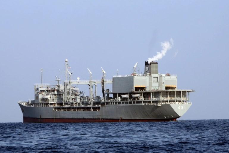 მედიის ინფორმაციით, ირანი ჰორმუზის სრუტის გვერდის ავლით ნავთობტერმინალს ხსნის