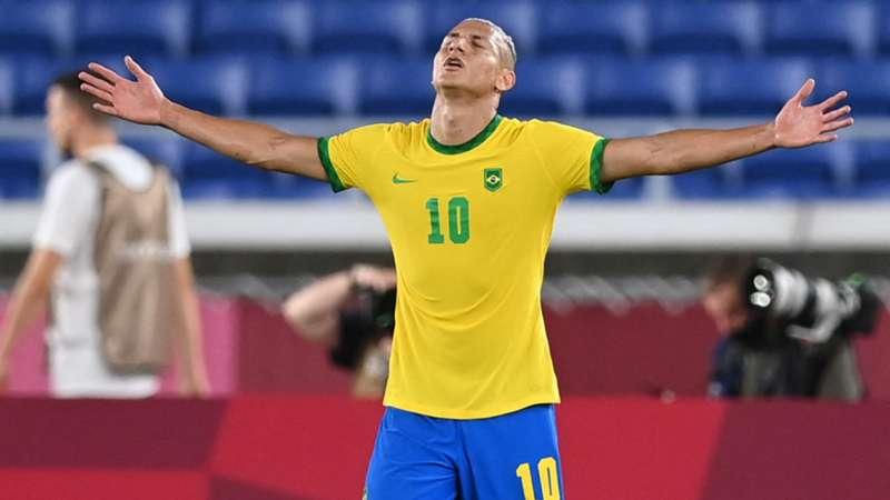 ტოკიო 2020 | ბრაზილიამ გერმანიას რიშარლისონის ჰეთ-თრიკით მოუგო [ვიდეო]#1TVSPORT