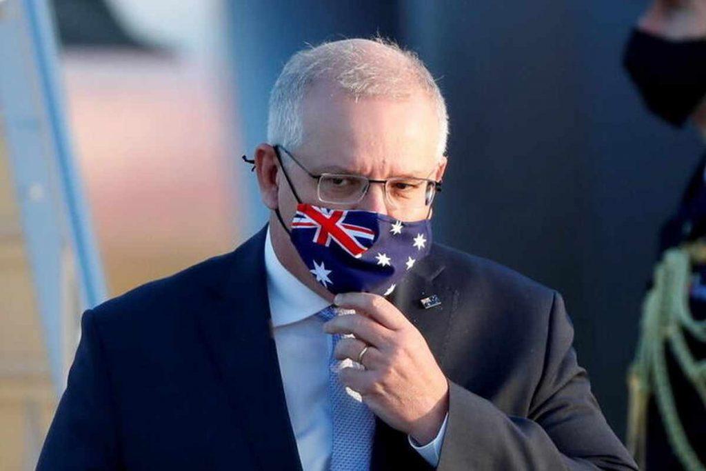 ავსტრალიის პრემიერი აცხადებს, რომ ნიუ იორკში ვიზიტის ფარგლებში საფრანგეთის პრეზიდენტთან მოლაპარაკებების შესაძლებლობა არ არის