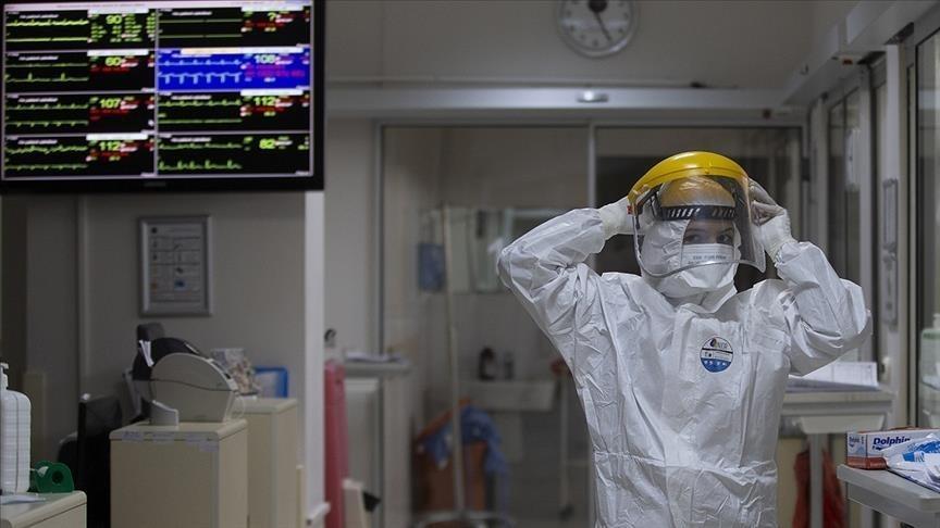 თურქეთში კორონავირუსის 9 586 ახალი შემთხვევა გამოვლინდა, 52 პაციენტი გარდაიცვალა