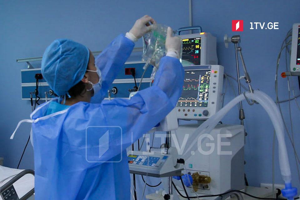 Из новых случаев коронавируса 705 выявлено в Тбилиси, в Имерети - 492, в Кахети - 319