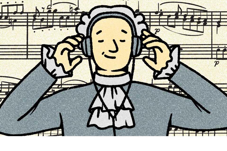 პიკის საათი - გაცოცხლებული კლასიკური მუსიკალური ხმები
