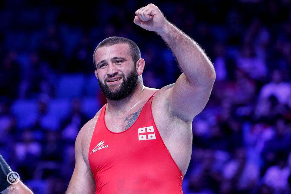 Каджая выиграл серебряную медаль - Кубинец Лопес выиграл четвертые Олимпийские игры #1TVSPORT