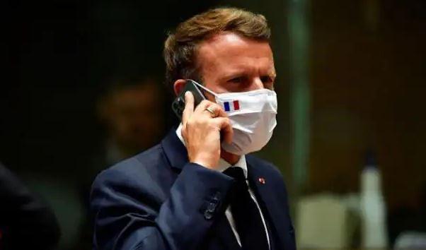 საფრანგეთის პრეზიდენტმა ჯაშუშური პროგრამის გარშემო აგორებული სკანდალის გამო ტელეფონი შეცვალა