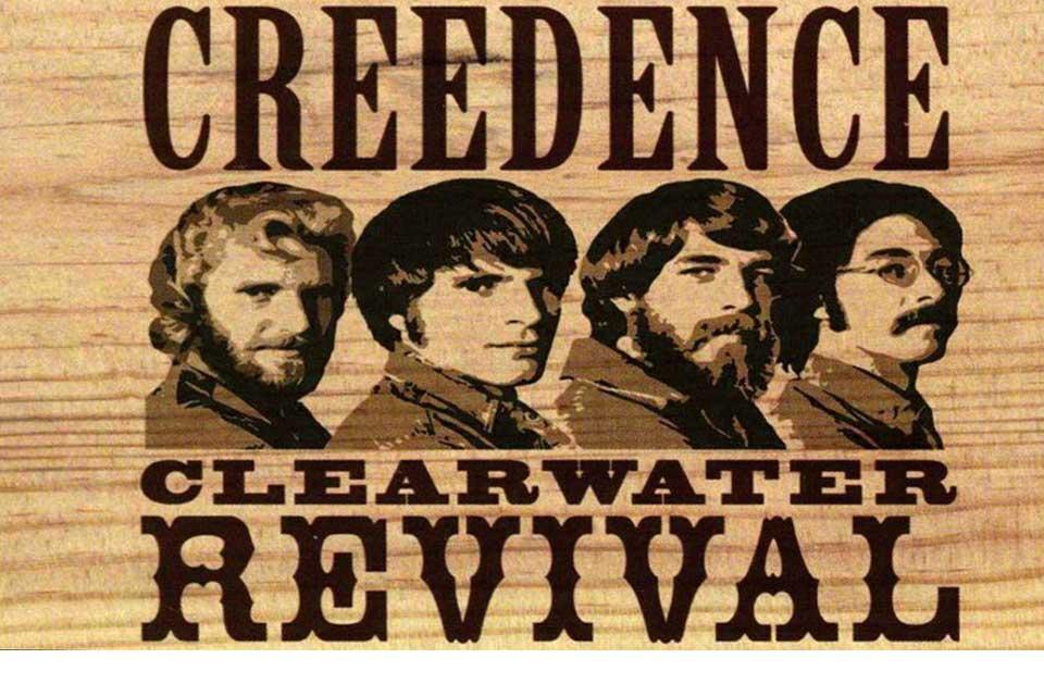 მთელი ეს როკი - Creedence Clearwater Revival - ამერიკის ისტორიაში ერთ ერთი უდიდესი ბენდი & ორიოდე სიტყვით XXI საუკუნეზეც