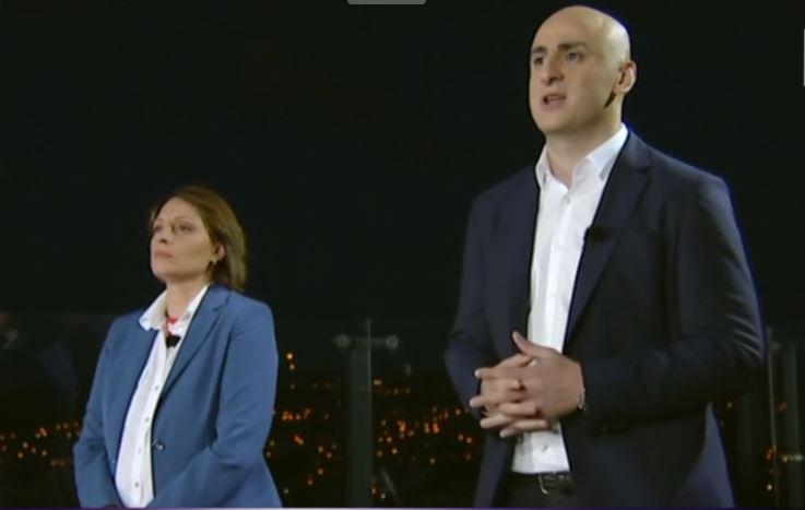 UNM nominates Nika Melia as Tbilisi mayoral candidate