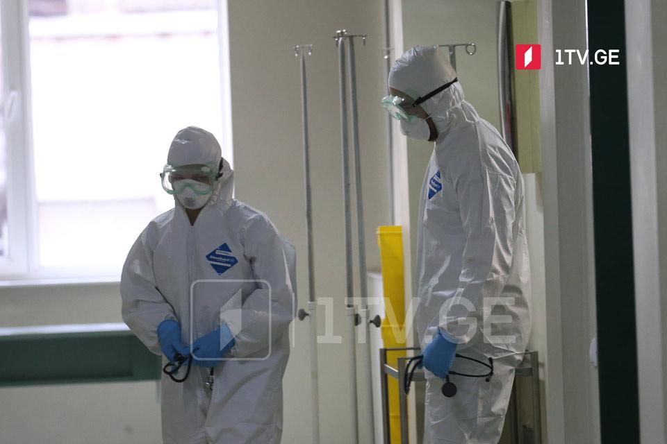 В Грузии выявлено 1655 новых случаев коронавируса, 2286 пациентов выздоровели