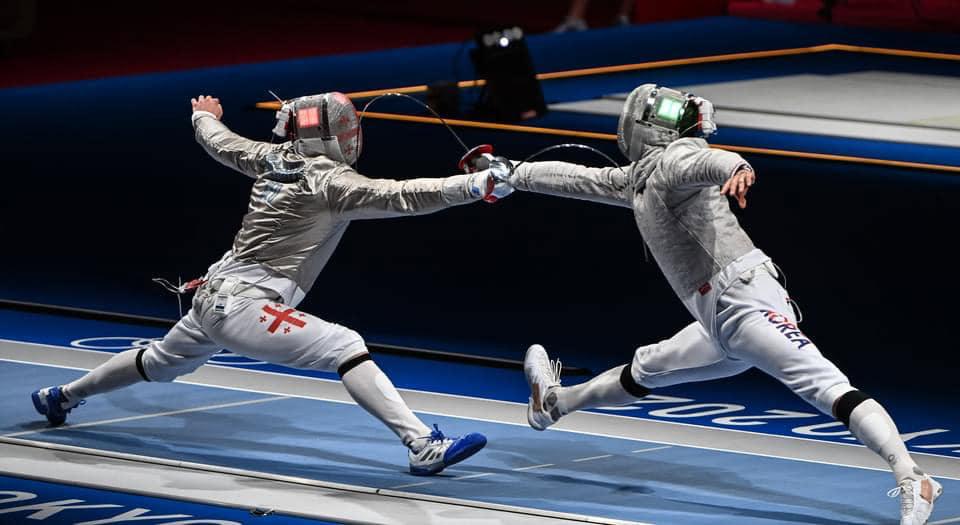 Сандро Базадзе занял четвертое место на Олимпиаде в Токио