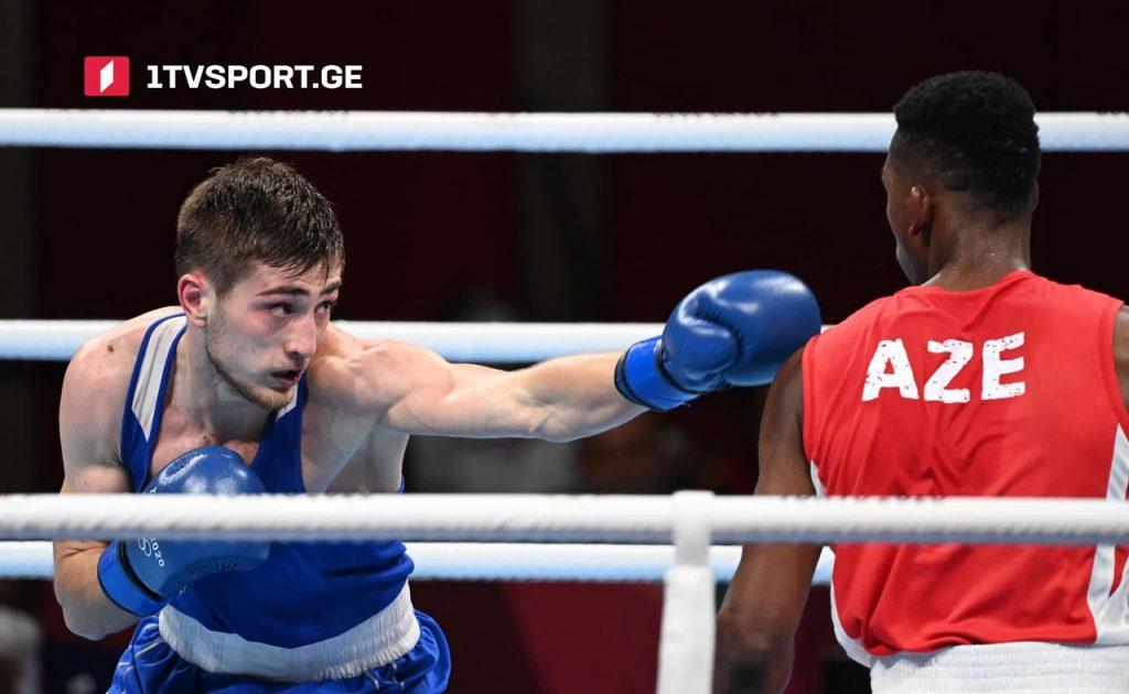 Բռնցքամարտ. Մադիեւը հաղթել է 2016 թվականի Օլիմպիական խաղերի արծաթե մեդալակիրին