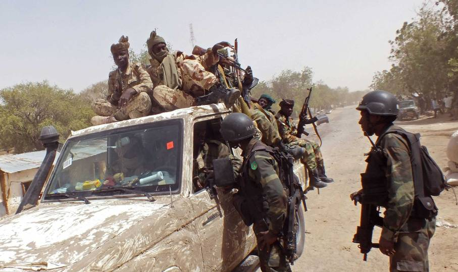 В Камеруне боевики убили пятерых солдат и одного мирного жителя