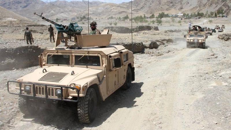 """მედიის ინფორმაციით, """"თალიბანის"""" თავდასხმების გამო ავღანეთის მთელ ტერიტორიაზე კომენდანტის საათია დაწესებული"""