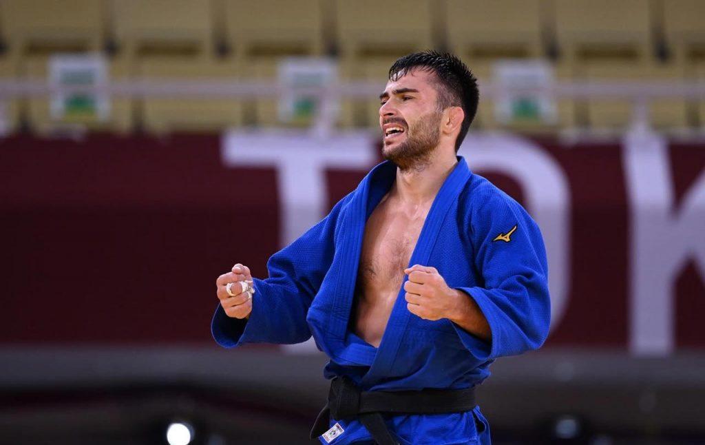 Первая медаль Грузии в Токио-2020 - Важа Маргвелашвили - вице-чемпион Олимпиады