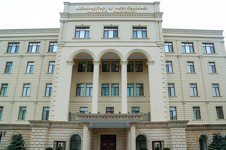 აზერბაიჯანის თავდაცვის სამინისტრო - კელბაჯარის რაიონის მიმართულებით სომხეთმა პროვოკაცია განახორციელა და ქვეყნის არმიის პოზიციები დაბომბა