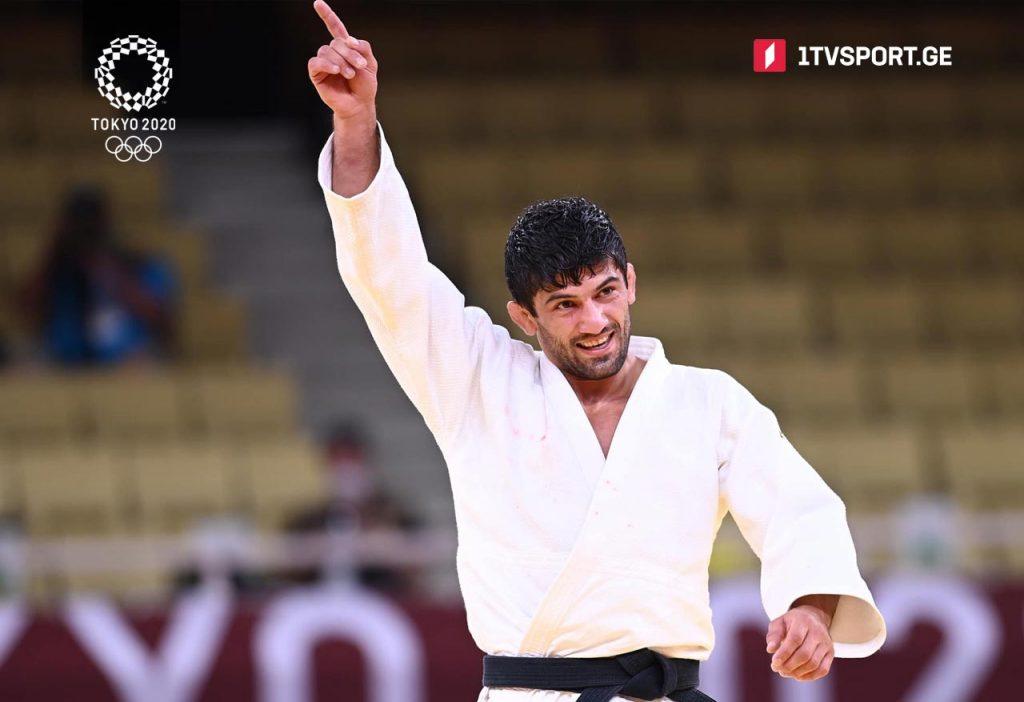 Лаша Шавдатуашвили - Поздравляю всю Грузию с этим успехом #1TVSPORT