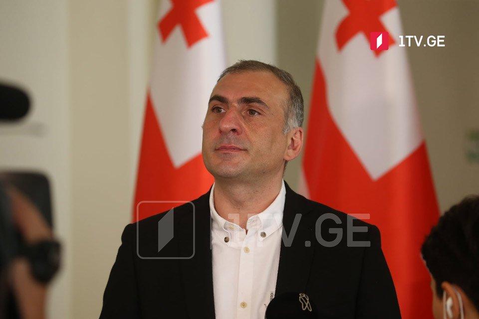 Алеко Элисашвили - События доказали, что масштаб фальсификации выборов был не таким большим, как мы думали